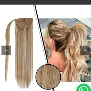 Brand new Lavoo Remy Hair Ponytail